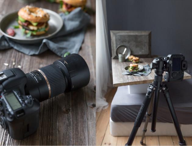 Як гарно фотографувати їжу?