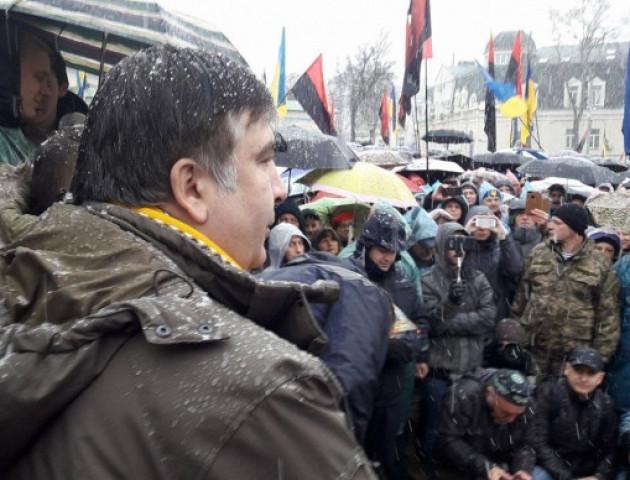 """""""Марш обурених"""": Ухвалити закон про імпічмент мають до 3 грудня"""