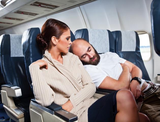 Авіакомпанія розвідала, що саме викликає набільший дискомфорт у польоті