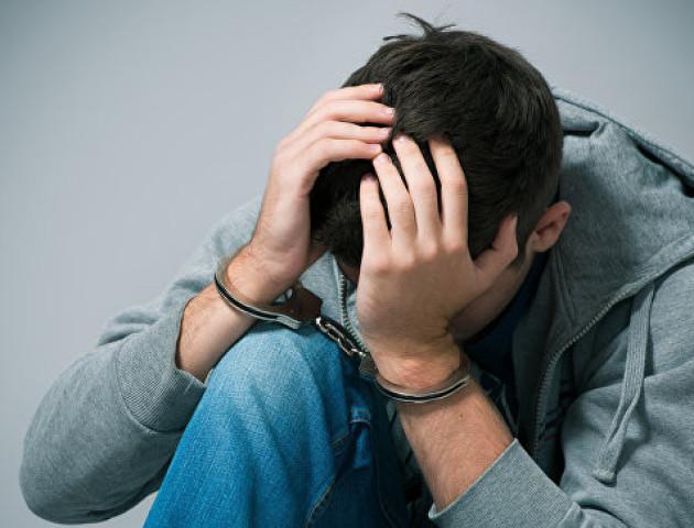 У Луцьку поліцейські викрили неповнолітнього злодія