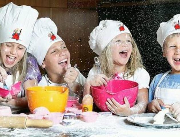Маленьких лучан запрошують на ігрове шоу «Весела кухня»