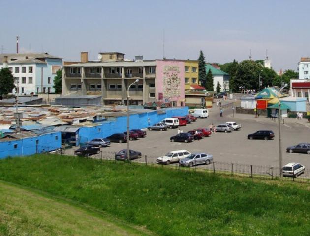 Той ринок, як Іран після землетрусу, - мер Володимира про вигляд міського ринку