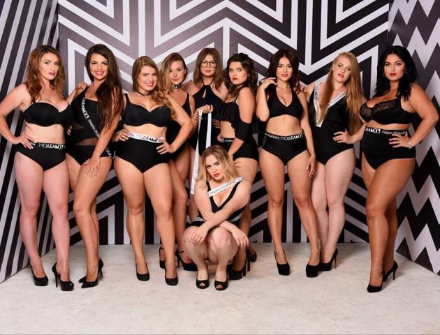 Волинянка потрапила в «десятку» найкращих у шоу «Модель XL»
