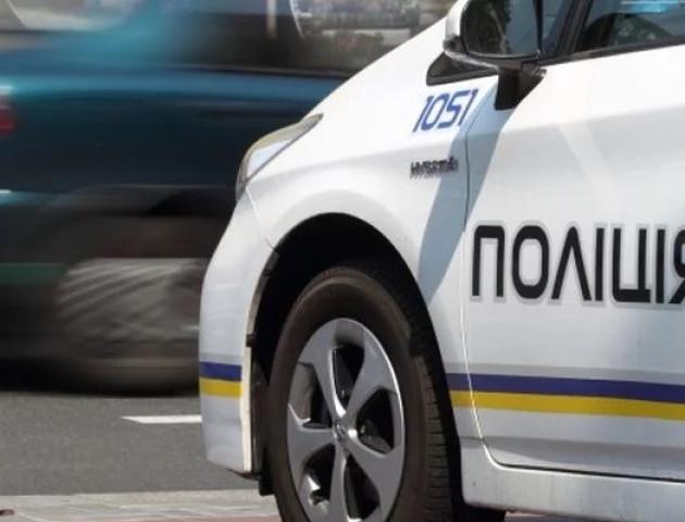 «Форсаж»: у Харкові патрульне авто зробило ефектний маневр