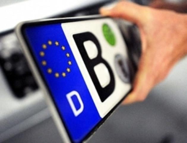 У Кабміні надумали змусити «євробляхерів» зареєструвати свої авто