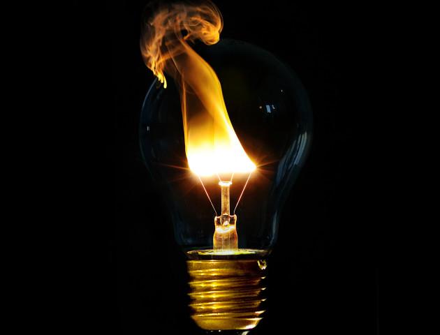 Графік відключення світла в Луцьку та районі на 17 листопада