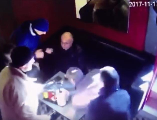 Невідомі викрали грузинського добровольця АТО Вано Надірадзе. ВІДЕО