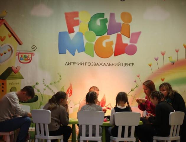 У FigliMigli діти шили іграшки, аби допомогти оноліткам