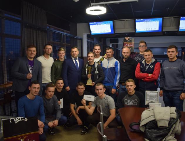 Видовищний фінал «Кубка Жоржа» в  РЦ «Промінь»