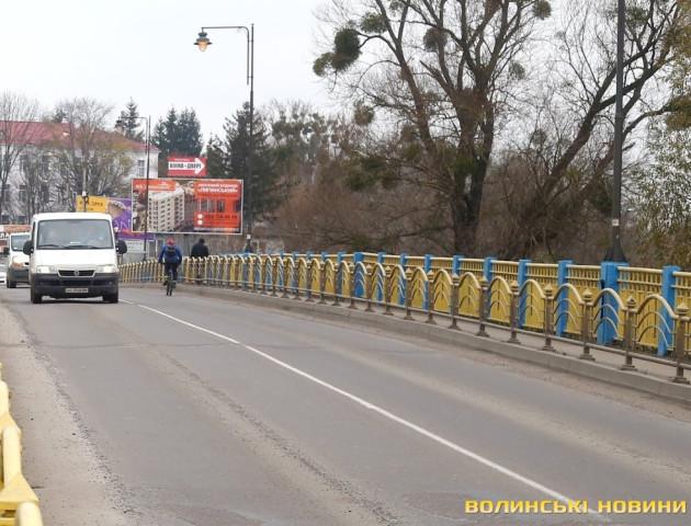 Визначили, хто ремонтуватиме ще один міст у Луцьку