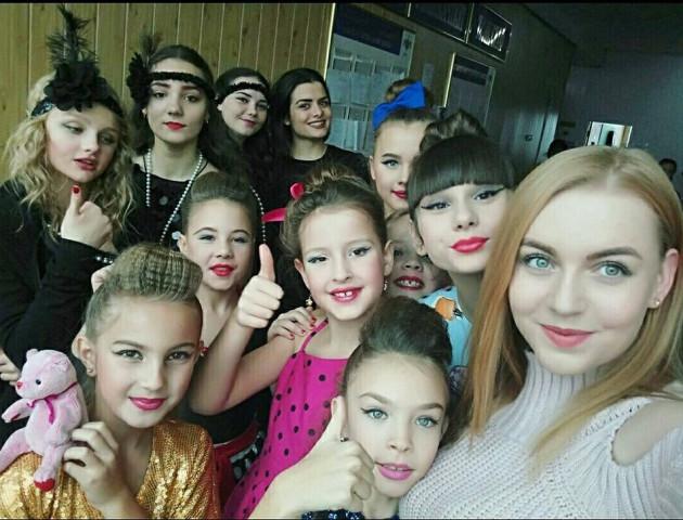 Луцьке модельне агентство перемогло на міжнародному конкурсі.ФОТО