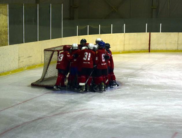 У Луцьку відбулася дитяча Придніпровська хокейна ліга.ФОТО