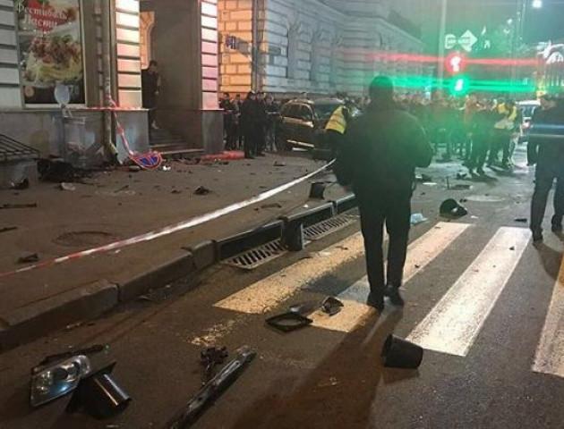 ДТП в Харкові: експерти назвали швидкість обох учасників аварії