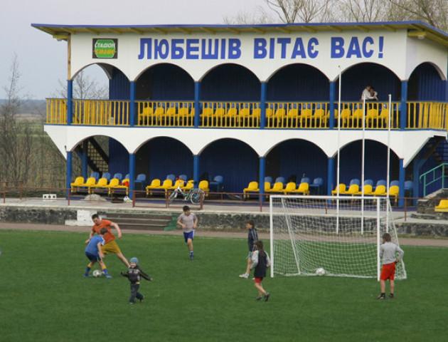 Як розвивають футбол на Любешівщині