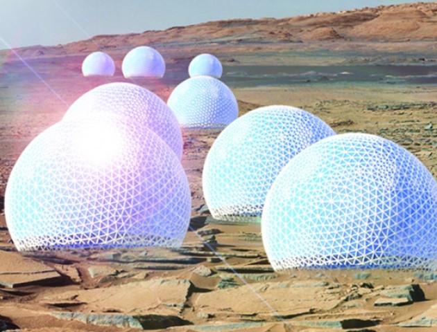 Вчені назвали найкраще житло для Марса