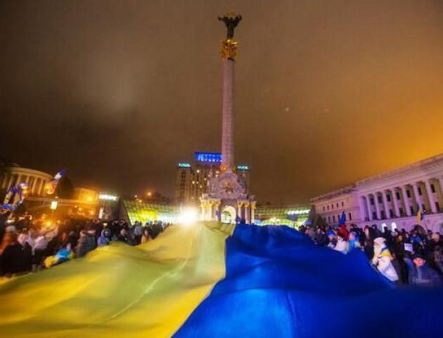 Повідомили програму заходів до Дня Гідності та Свободи у Луцьку