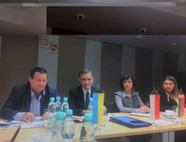 В Любліні обговорили реалізацію транскордонної Стратегії