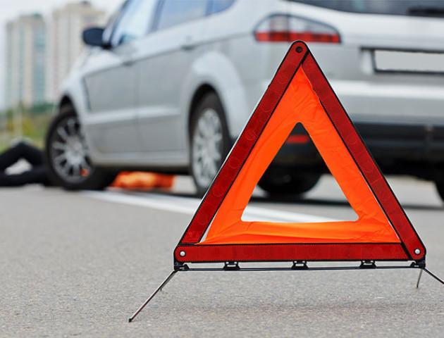 У Луцьку водій легковика збив пішохода