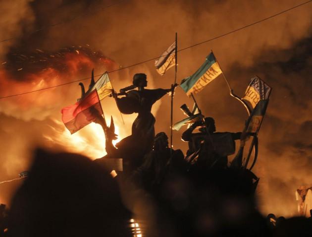 Система проти революції: чотири роки боротьби
