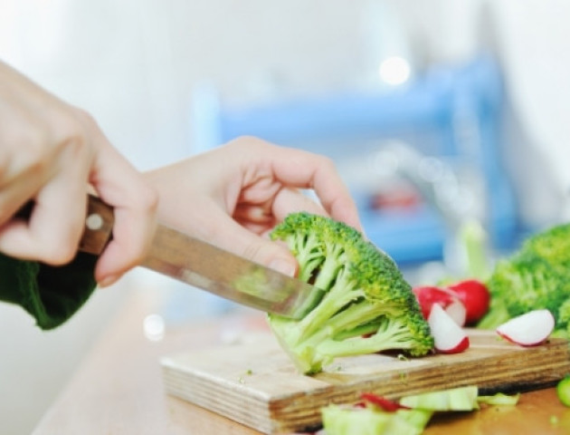 Кілька правил, яких слід дотримуватись, перебуваючи на кухні