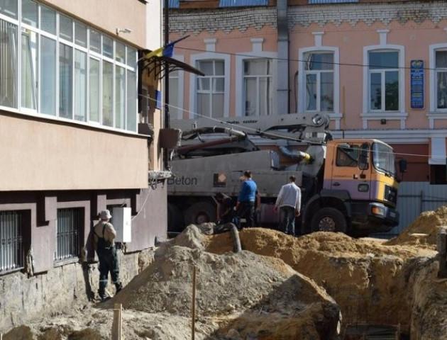 На добудову ЦНАПу у Луцьку треба ще 640 тисяч гривень