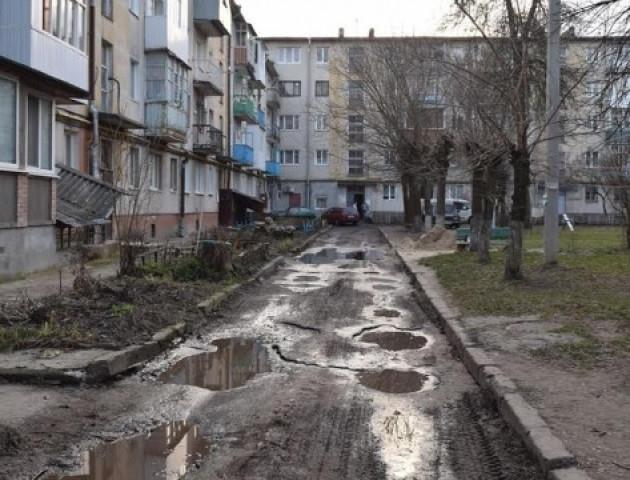 У Луцьку відремонтують 40 прибудинкових територій