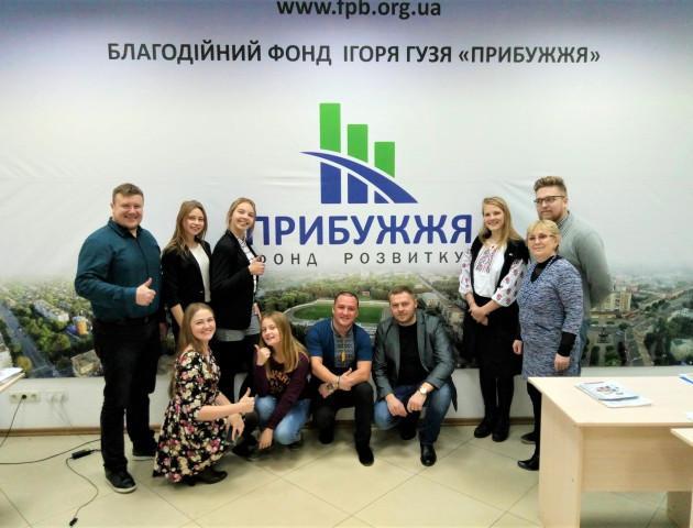 Молодь з України, Молдови, Аргентини та Ізраїлю відвідали Прибужжя