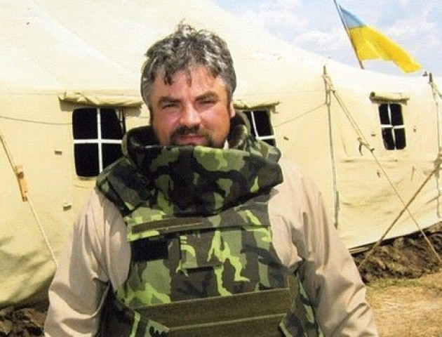 Військовий капелан з Волині отримав нагороду «За жертовність»