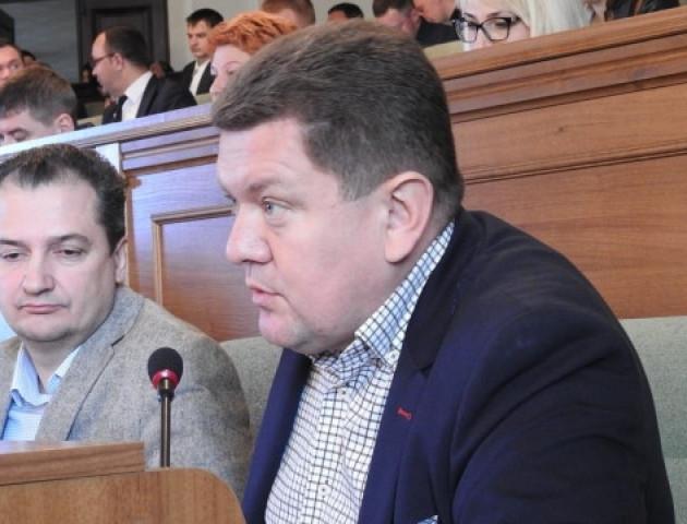 Імберовський вимагає звіту розпорядників коштів обласного бюджету