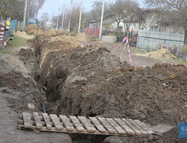 У волинському містечку ціла вулиця залишилась без води