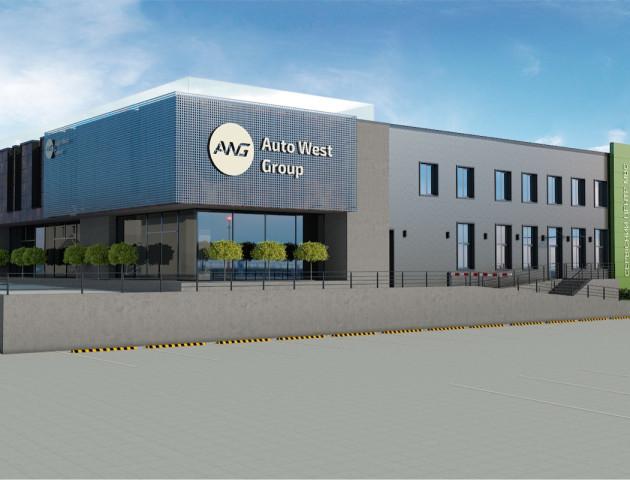 Де буде та як виглядатиме новий офіс сервісного центру МВС на Волині. ФОТО