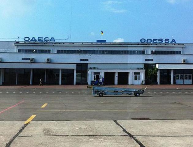 Одеський аеропорт евакуюють у зв'язку з повідомленням про мінування