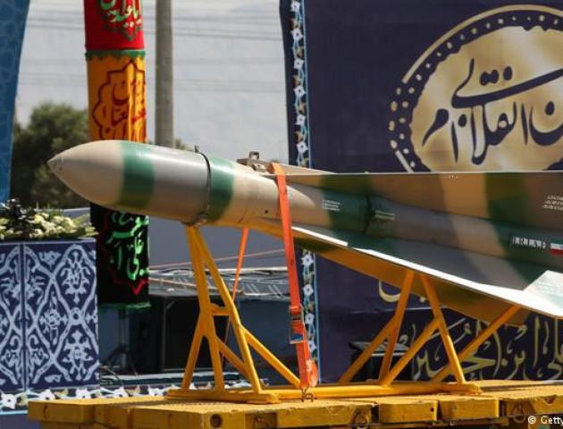 Іран пригрозив Європі наростити дальність ракет