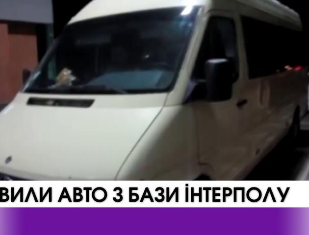 Прикордонники Сумського загону знайшли машину, яку розшукував Інтерпол