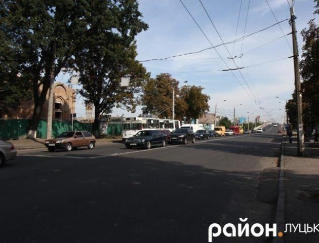 У Луцьку хочуть з'єднати дорогою вулиці Рівненську та Дубнівську