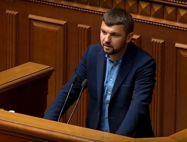 За 3 роки у Раді Ігор Гузь підтримав 220 реформаторських законів