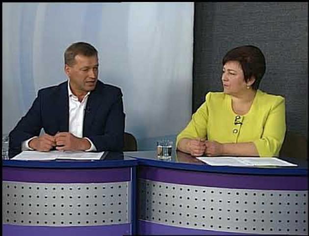 У програмі «Ваш депутат» -Юрій Гупало, Алла Лісова та Валерій Курстак