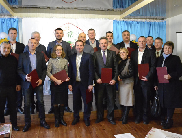 13 громад Волині поглиблюють співпрацю з Асоціацією місцевого самоврядування Прибужжя