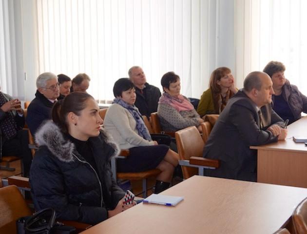 Децентралізатори закликали виважено визначитися із моделлю медичних закладів в ОТГ на Ратнівщині