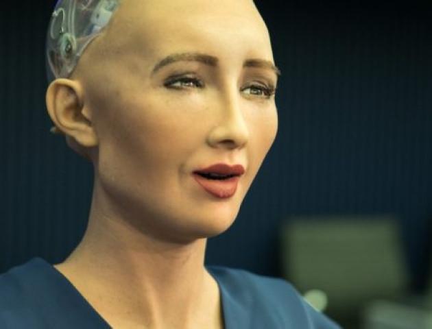 Робот Софія забажала створити сім'ю