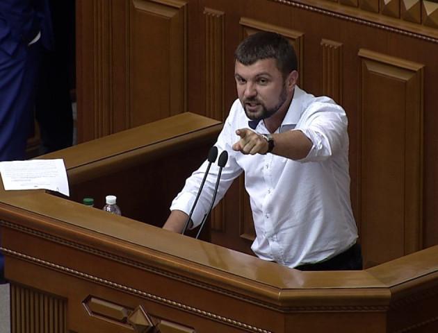 «Центральній владі байдуже призначення виборів у Луцьку», - волинський нардеп