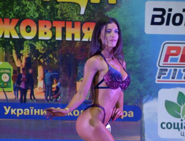 Волинянка стала фіналісткою Чемпіонату України з бодібілдингу та фітнесу