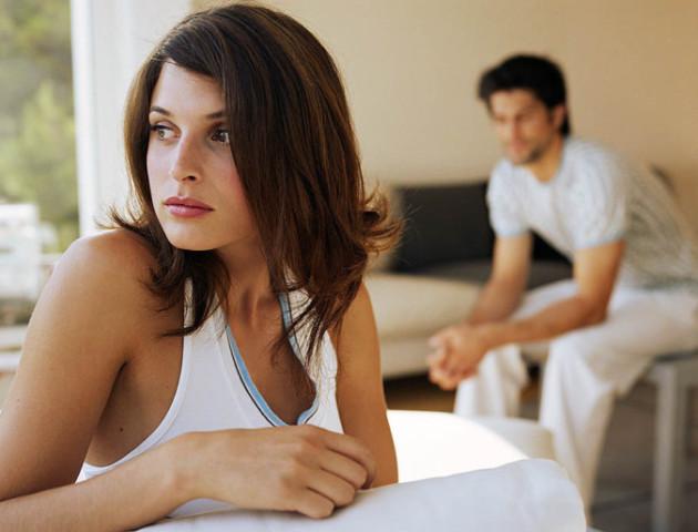 Шість відчуттів, які вбивають кохання