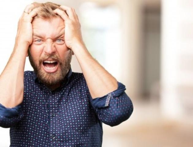 Злість негативно впливає на здоров'я - вчені