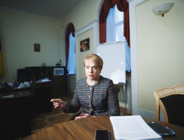 Лілія Гриневич розповіла про новий освітній закон