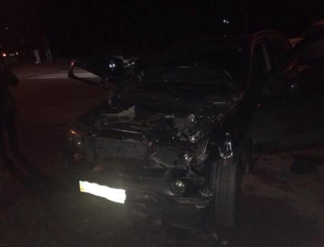Жахлива ДТП під Рівним - загинуло дві жінки.ФОТО