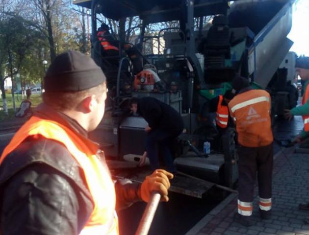 У Володимирі частина вулиць в центрі міста буде перекрита
