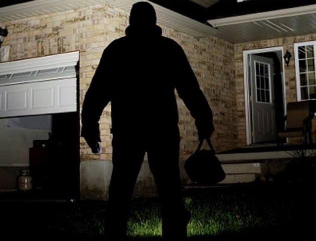 На Волині спіймали квартирного злодія