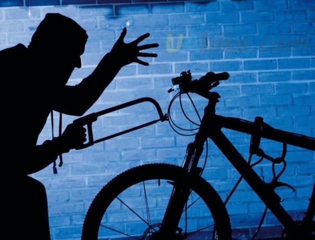 У волинянки посеред дня викрали велосипед