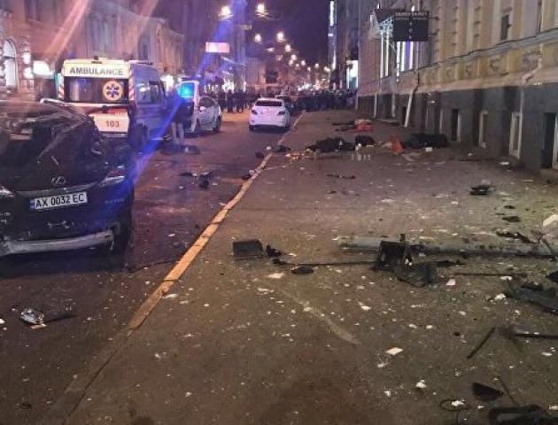 ДТП у Харкові: водій Touareg теж став підозрюваним